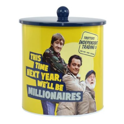 Only Fools and Horses Official Biscuit Tin