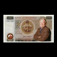 JOHN SULLIVAN £50 NOTE
