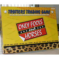 ONLY FOOLS  HORSES BOARD GAME