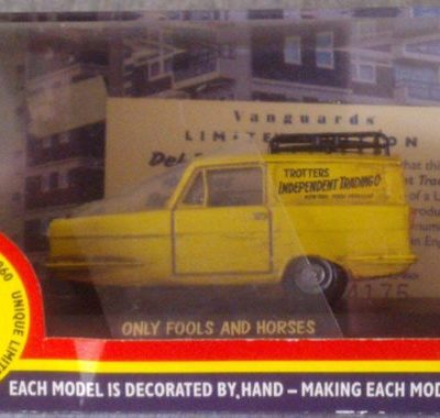 Only-Fools-And-Horses-Limited-Edition-Vanguards-Van-_57