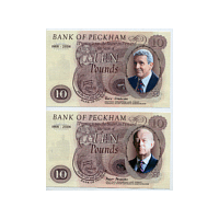 THE DRISCOLL BROTHERS BANKNOTE SET
