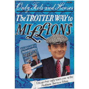 TROTTER WAY TO MILLIONS BOOK