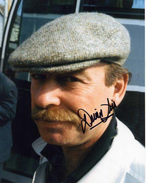 Alan Parry Denis Lill Colour Fantastic Hand Signed