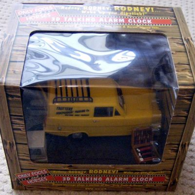 Only Fools and Horses Alarm Clock - RARE