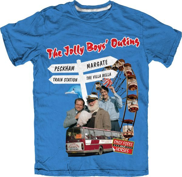 The Jolly Boys Outing Official T Shirt