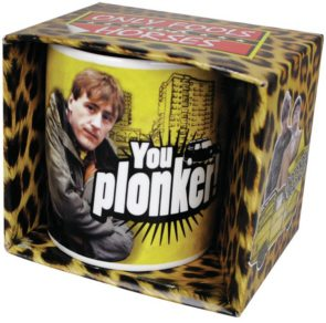 Boxed Mug - Only Fools & Horses (Plonker)