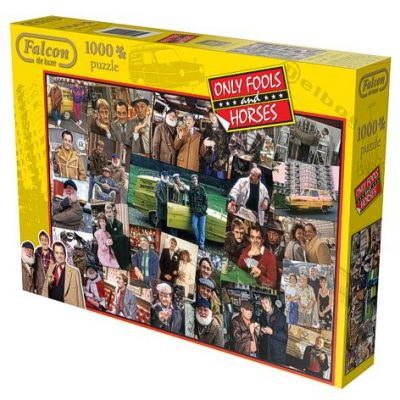 Only Fools and Horses Official 1000 Piece Jigsaw Puzzle