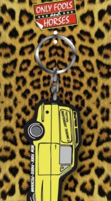 Flexible Keyring - Only Fools & Horses (Van)