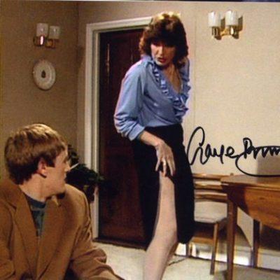 Irene McKay Gaye Brown Hand Signed 10x8 Screen Photo
