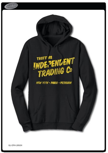 Only Fools and Horses OFFICIAL Hoodie Black