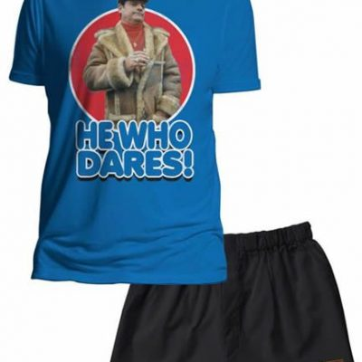 Only Fools & Horses Official Pyjamas Two Piece Set