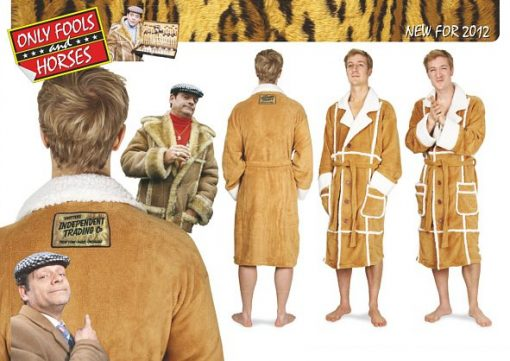 Official Bathrobe - One Size Fits All (Well Most)