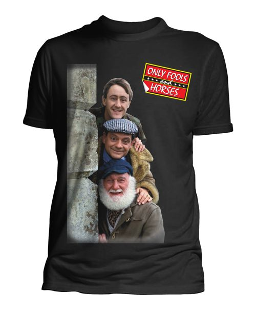 The Three Trotters Official T Shirt