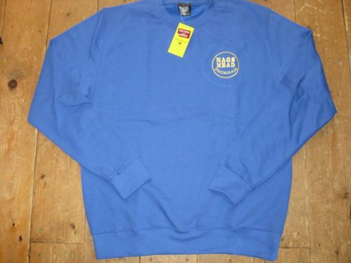 Mike the Barman Nags Head OFFICIAL Jumper Royal Blue