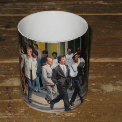 The Jolly Boys Outing Walking Mug