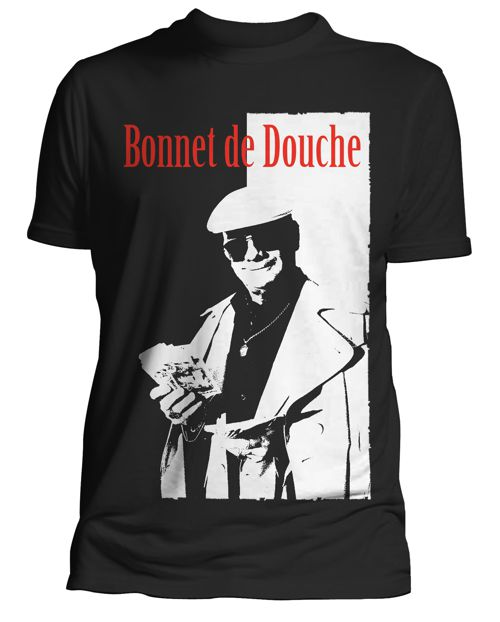 Del Boy Bonnet de Douche Official T Shirt