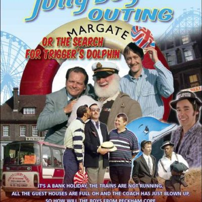 The Jolly Boys Outing Fun Large (A2) Movie Poster