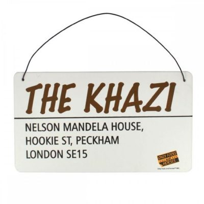 New Official Only Fools Khazi Sign - DISCOUNTED