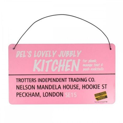 New Official Only Fools Kitchen Sign - DISCOUNTED
