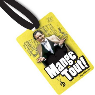 Luggage Tag - Only Fools & Horses (Mange Tout!)