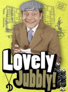 Metal Magnet - Only Fools & Horses (Lovely Jubbly)