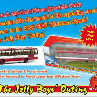 The Jolly Boys Outing Model Coach