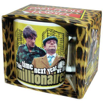 Boxed Mug - Only Fools & Horses (Millionaires)
