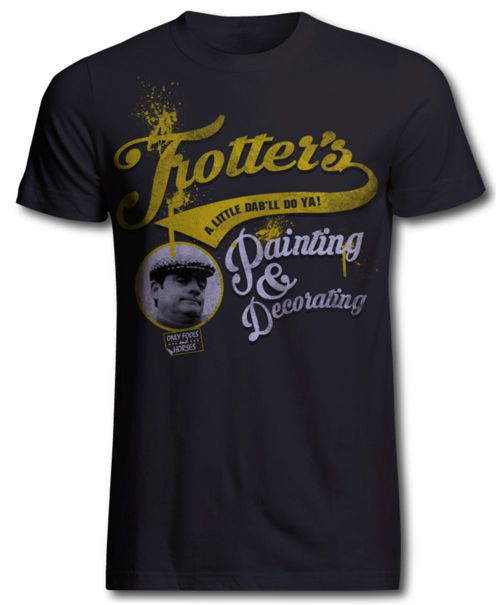 Trotters Painting & Decorating Official T Shirt