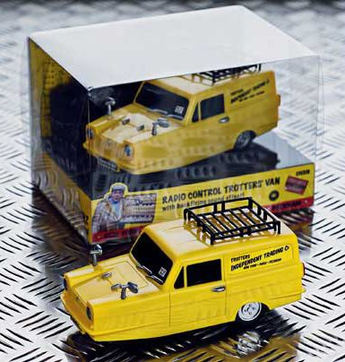 Radio Control Trotter Van
