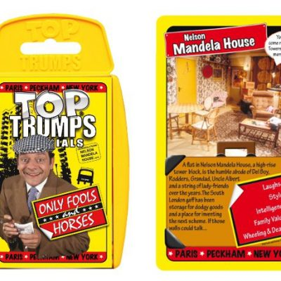 Only Fools Top Trumps