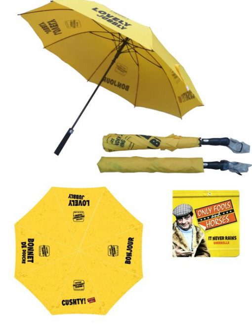 Only Fools & Horses Official Compact Umbrella