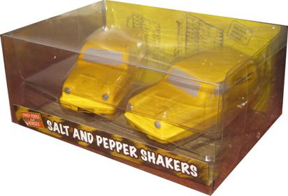 New Official Only Fools Boxed Salt and Pepper Set