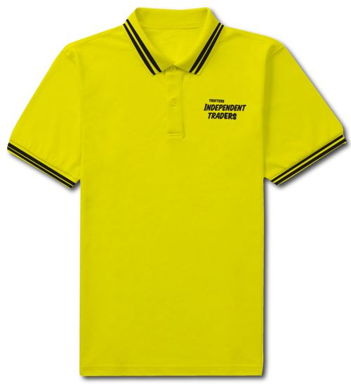 Only Fools & Horses Official Top Quality Woven Polo Shirt
