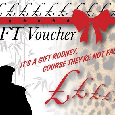 Gift Voucher latest