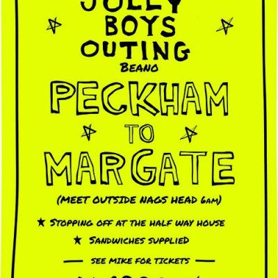 JollyBoys pub poster