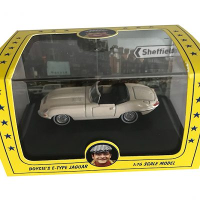Only Fools and Horses Alan Parry  Sherpa Van OXFORD DIECAST SIGNED BY Denis Lill